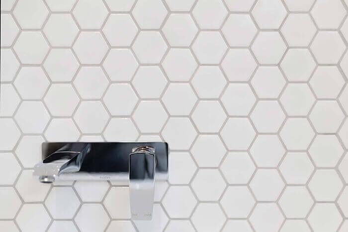 Bathroom Renovations Penrith tiling job
